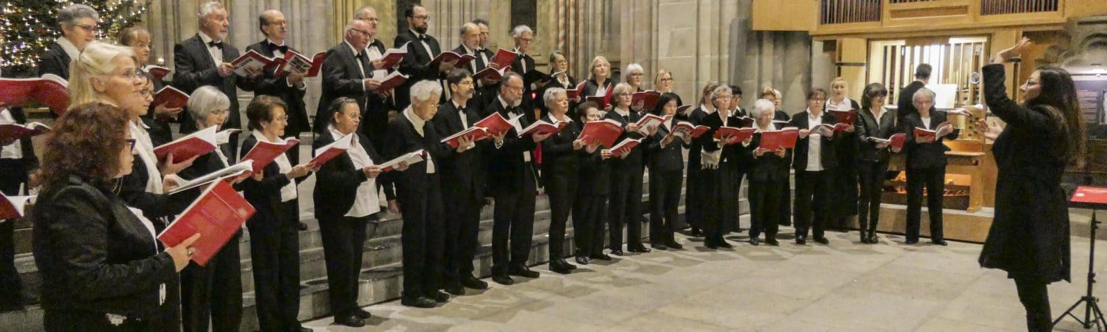 Le Choeur de la Cathédrale de Lausanne