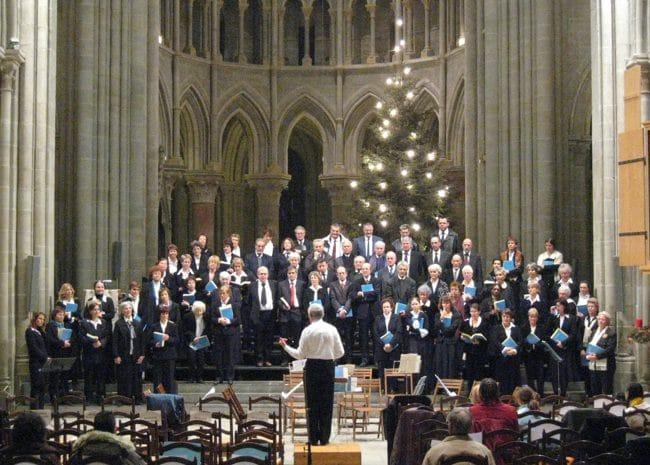 Heure musicale de la Veillée de Noël 2017